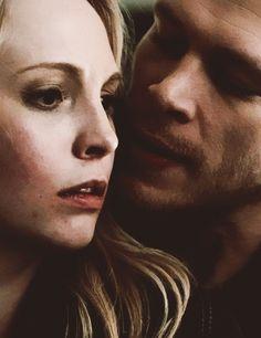 Caroline From Vampire Diaries, Klaus From Vampire Diaries, Klaus And Caroline, Vampire Diaries Seasons, Vampire Diaries The Originals, Caroline Forbes, Joseph Morgan, The Cw, Klaus Tvd