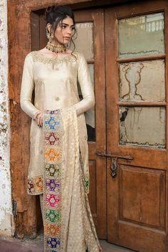 Shah Nasheen formal Wear collection 2019