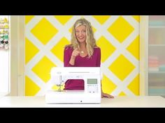 It's time!...to take that sewing machine out of the box, or ask a friend if you can borrow their machine. Cause we're going to learn HOW TO SEW! That's right...