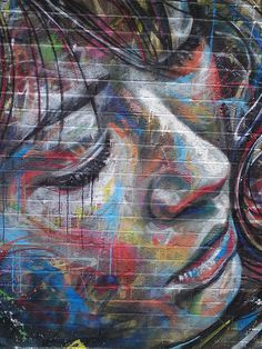 David Walker London Street Art by londonstreetart2, via Flickr
