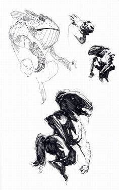 Art by Mike Mignola* • Blog/Website   (www.artofmikemignola.com) • Online Store   (https://www.artofmikemignola.com/Shop)  ★    CHARACTER DESIGN REFERENCES™ (https://www.facebook.com/CharacterDesignReferences & https://www.pinterest.com/characterdesigh) • Love Character Design? Join the #CDChallenge (link→ https://www.facebook.com/groups/CharacterDesignChallenge) Share your unique vision of a theme, promote your art in a community of over 50.000 artists!    ★