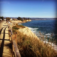 Pleasure Point, Santa Cruz
