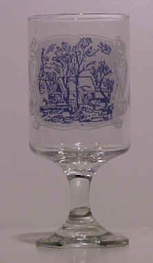Currier & Ives Dinnerware - haven't seen these before.