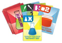 Print and play card game.  Pretty cool.  You print the cards, cut them out and play!  3-5 players