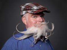 4th Annual National Beard & Mustache Championships   portraits by Greg Anderson  http://beardteamusa.org/nationals/
