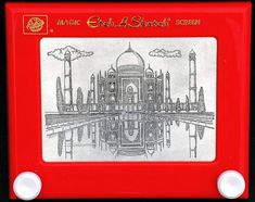 1960's Toys Etch A Sketch Photo By Etcha Creative Commons ShareAlike Licence