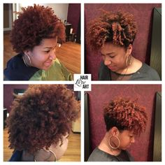 Amplified Curl Cut by Aeleise J of HairLoveArt