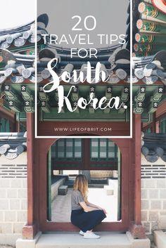 20 Travel Tips for South Korea