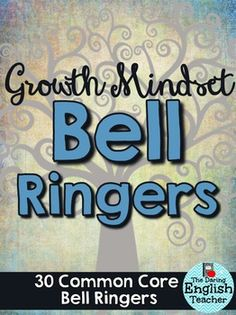 There are 30 growth mindset bell ringers in this resource. Each bell ringer includes a growth mindset inspired quote and a brief writing response. Students will read the quote and write either a argument, informational, or narrative response. These bell ringers are designed to align your students into more of a growth mindset so that they can accept failure, learn from mistakes, and realize their true potential.