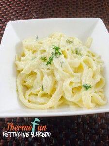 ThermoFun – Week 48 – Fettucine Alfredo Recipe