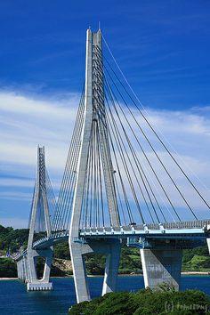 Hizen Takashima Bridge #Saga #Japan