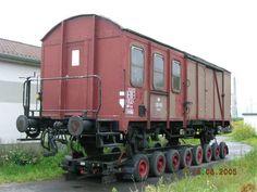 Eisenbahnmuseum Kranichstein (Dt. Bahn Zugmaschine/Culemeyer) - Hansebubeforum