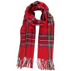Lexie Tartan Check Scarf ($2.83) ❤ liked on Polyvore featuring accessories, scarves, plaid scarves, tartan shawl, tartan scarves, tartan plaid scarves and tartan plaid shawl