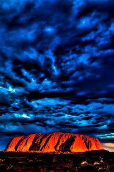 エアーズロック (Ayers Rock) | wondertrip