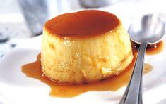 Creme brulee with condensed milk Greek Sweets, Greek Desserts, Greek Recipes, Food Network Recipes, Food Processor Recipes, Baking Recipes, Dessert Recipes, Delicious Desserts, Yummy Food