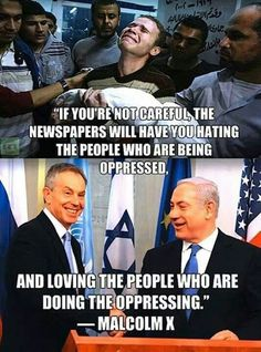 oppression.