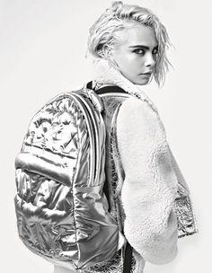 Рекламная кампания Chanel осень-зима 2017 (Интернет-журнал ETODAY)