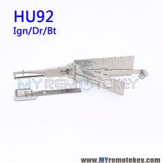 LISHI HU92 Ign/Dr/Bt 2 in 1 Auto Pick and Decoder