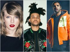 A Countdown Of The Top Songs Of 2015