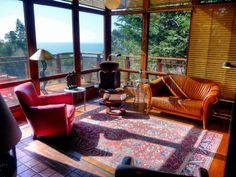 Mendocino Vacation Rental - VRBO 490763 - 3 BR North Coast House in CA, The Kind of Home You Will Visit Over and Over Again.  PETS