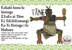 The Māori Creation Story Cross Tattoo For Men, World Images, Borneo Tattoos, Maori Tattoos, Tribal Tattoos, World View, Early Childhood Education, Secondary School, Black And Grey Tattoos
