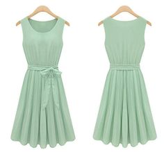 I'm torn between the mint and gold dresses... but think short is the way to go for an outdoor wedding in Sept. May still be a touch hot.   Mint green bridesmaid dress