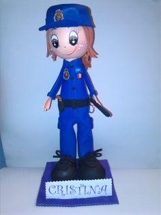 Fofucha policia
