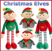 Christmas Elf Teddies