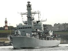 Naval Open Source INTelligence: British Type 23 Frigate Argyll is back ...