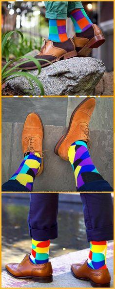 Sock that get people talking.