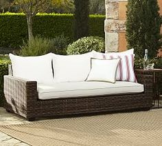 Outdoor Furniture & Outdoor Furniture Cushions | Pottery Barn