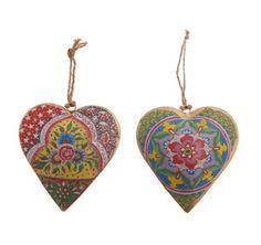 Bohemian hearts