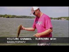 Bass Utopia Show 2 Part 2. Catching largemouth bass in the hot summer heat in deep water. Best unplanned show close so far!! Bass Fishing #BassFishing