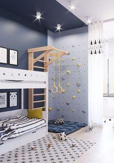 Cool Kids Bedrooms, Kids Bedroom Designs, Room Design Bedroom, Kids Room Design, Cool Rooms, Bedroom Ideas, Bedroom Decor, Baby Boy Rooms, Baby Room Decor