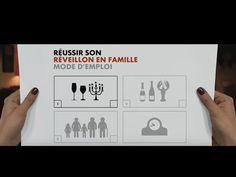 Réussir son réveillon en famille - Mode d'Emploi - YouTube