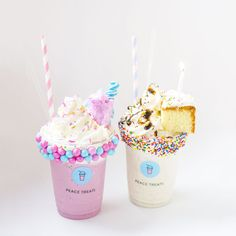 Tumblr Food, Fingerfood, Food Places, Milk Shakes, Yummy Drinks, Delicious Desserts, Yummy Food, Random Acts, Muffins