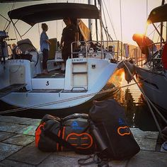 Aquapac make waterproof cases and drybags, waterproof backpacks and duffel bags, phone cases, camera cases and travel bags. The professional choice. Sailing Trips, Waterproof Backpack, Camera Case, What To Pack, Duffel Bag, Travel Bags, Packing, Boat, Adventure