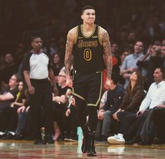 So cute Sports Basketball, Basketball Players, Nba Draft 2017, Kyle Kuzma, Nba Players, Los Angeles Lakers, One Team, Baby Daddy, Display