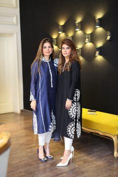 Amber Gohar Exhibition Sunday is part of Pakistani dress design - Pakistani Fashion Casual, Pakistani Dresses Casual, Pakistani Dress Design, Indian Dresses, Indian Outfits, Indian Fashion, Casual Dresses, Kurta Designs Women, Blouse Designs