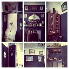 My home sweet home. Victorian classical inspired.