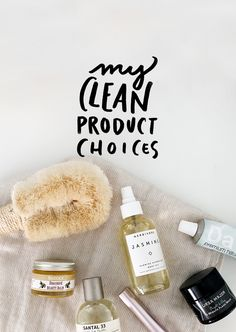 Clean Products for s