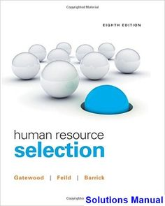 Download solution manual for accounting 9th edition by hoggett pdf solutions manual for human resource selection 8th edition by gatewood fandeluxe Image collections