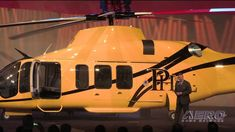 Aero-TV: Bell's Relentless Unveiling - The New 525 Super Medium Helicopter