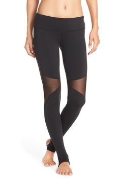 Image result for mesh insert leggings