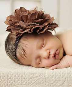 Loving this The Tiny Blessings Boutique Brown Crinkle Chiffon & Mesh Headband on My Princess, Little Princess, Girls Out, Little Girls, Tiny Blessings, Dslr Photography Tips, Family Photography, Bow Accessories, Crinkles