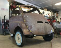 277 Best Project Isetta images in 2019 | Bmw isetta, Small cars