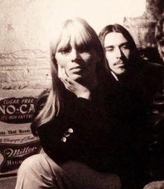 Nico and John Cale--Velvet Underground