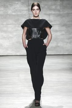 Angel Sanchez RTW Fall 2014