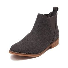 Tie your outfit together with the casual-cool look of the stylish new Maylon Chelsea Boot from Rocket Dog. The Maylon Chelsea Boot sports an ankle boot silhouette, crafted with soft, textile uppers and dual elastic goring for easy slip-on and off. <b>Available online at Journeys.com and SHIbyJourneys.com!</b>  <br><br><u>Features include</u>:<br> > Soft textile upper<br> > Breathable textile lining<br> > Dual elastic goring for easy slip-on and off<br> > Heel pull loop<br> > Synthetic…