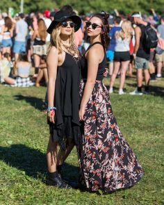 Chicago's Lollapalooza brought great musicians—Sam Smith, Florence + The Machine, etc.—and stylish people out to hear them. Take festival fashion inspiration from all of the best looks.